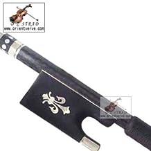 D Z Strad # 557Dessus en fibre de carbone pour violon Bow-1/2