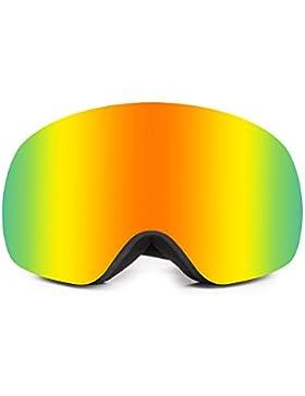 Ocean Máscara de Esquí Arlberg Multicolor
