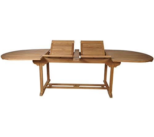 KMH ausziehbarer Gartentisch - 4