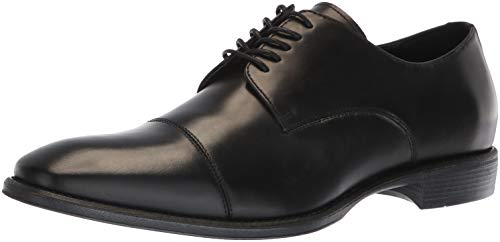 Kenneth Cole REACTION Herren Left lace up Oxfords, Schwarz (Black 001), 44 EU - Kenneth Cole Schwarz Reaction-schuhe