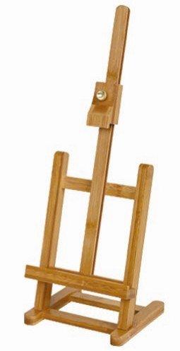 Preisvergleich Produktbild Loxley Bamboo Table Display Easel