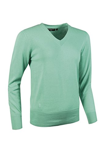 glenmuir-ladies-yasmin-cotton-v-neck-sweater-ladies-spearmint-medium-ladies-spearmint-medium