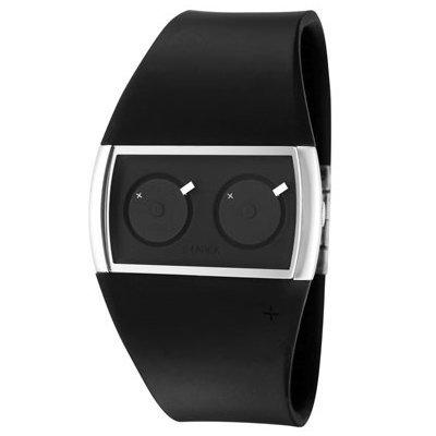 Philippe Starck Uhr GNT DUAL BLK PU NO PH5029