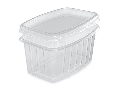 rton Box transparent mikrowellengeeignet zu Deckel unabhängigen, Kunststoff, transparent, 9,8x 13,8x 6,1cm (Go Go Stiefel Für Verkauf)