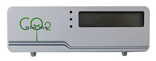 TFA Dostmann CO2-Messgerät AirCO2ntrol, mini, weiß