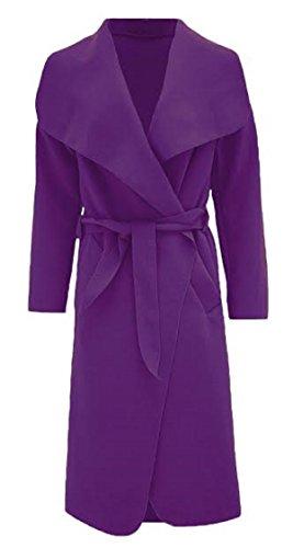 Generic - Veste de tailleur - Femme Taille Unique Violet