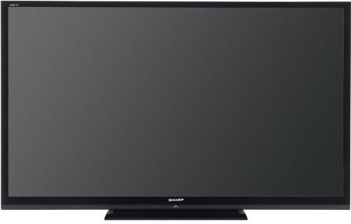 Sharp LC80LE657E 203 cm (80 Zoll) Fernseher (Full HD, Triple Tuner, 3D) (Sharp Smart 80 Zoll Tv)