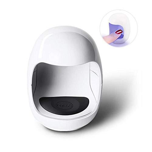 Vuffuw Secador de uñas LED de 3 vatios