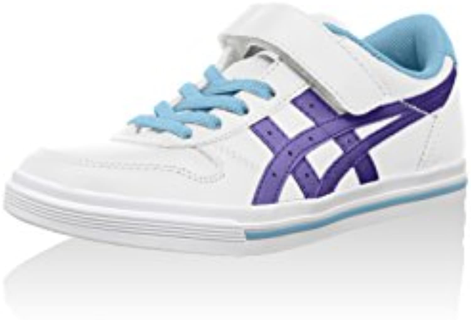 Onitsuka Tiger Zapatillas Aaron PS Blanco/Morado EU 31.5  -