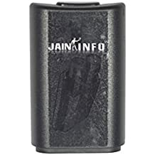 Jain Info Branded Battery Shell/Case/Cover For X-Box 360 Wireless Controller (Black Color) - - Compatible with X-BOX 360 Wireless Controller. Generic