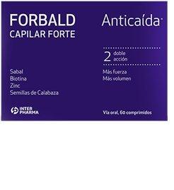 FORBALD CAPILAR FORTE 60 Capsulas