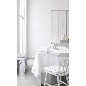Today Tischdecke Baumwolle 140/240Chantilly Baumwolle 140x 240cm, Baumwolle, weiß, 140 x 240 cm