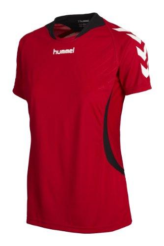 Hummel Damen Trikot Team Player, true red, L, 03941-3062