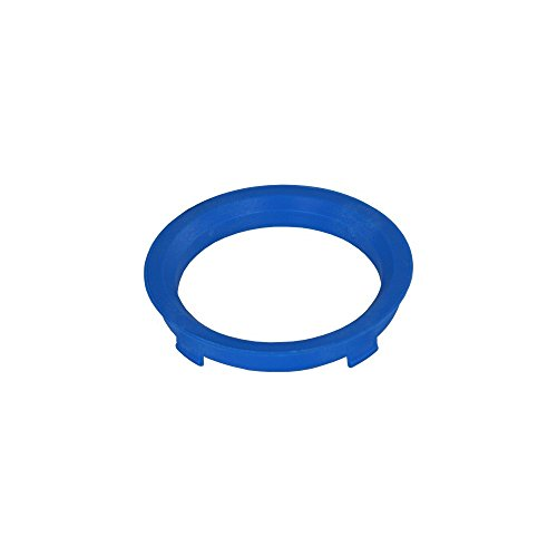 EvoCorse Bague de centrage en plastique 67,1/56,1 mm - Kit 4 pièces