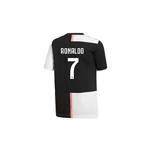adidas Juventus Turin Trikot Home Kinder 2020 - Ronaldo 7, Größe:128