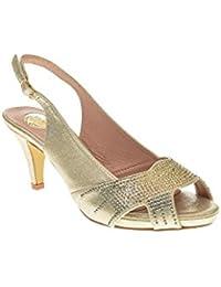 fe098a166a6 Amazon.es  Destroy - Zapatos para mujer   Zapatos  Zapatos y ...