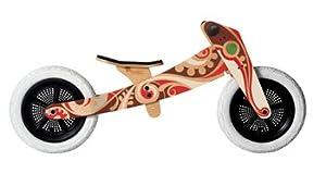 Wish Bone WIB de Bike de Ltd korua3-Wishbone 3in1Unidad Rueda con rodamientos ABEC 3