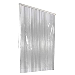 Klein Wolke 3321108747 Shower Curtain 128 x 240 cm Milky