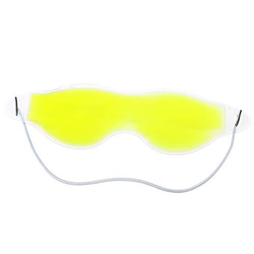 SUPVOX Gel-Augenmaske mit kalten Pads kühle Kompresse für geschwollene Augen und trockene Augenentlastung lindert Schmerzen auf natürliche Weise - Therapeutische Pad