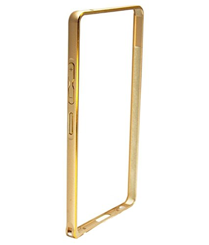 D-kandy Aluminum Metal Bumper case cover for HTC Desire 826 - GOLD