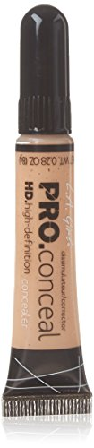 L A Girl HD Pro Conceal, Creamy Beige, 8g