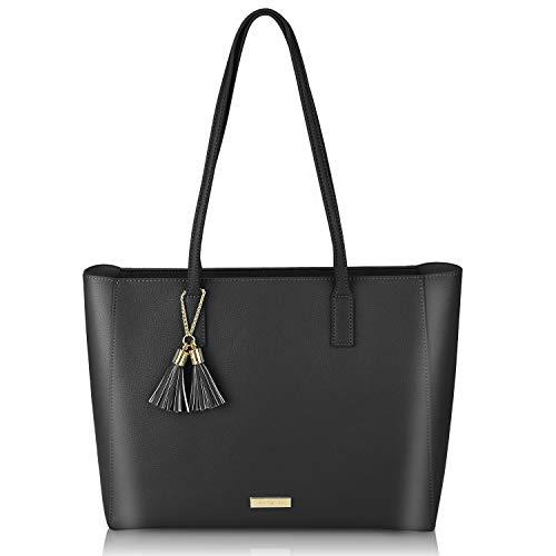 AOTEKIN Damen Handtasche Elegant Top-Griff Taschen Schultertasche für Frauen Henkeltasche Tote Bag -