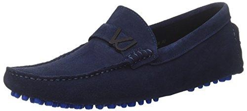 Versace Jeans Herren Scarpa Slipper, Blu (Blu Avio), 43 EU