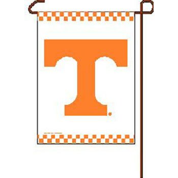 NCAA Tennessee Volunteers Garden Flag, 11x15, Team Color by
