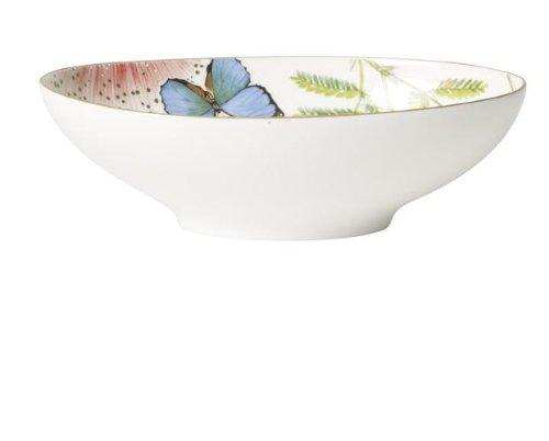 Villeroy & Boch 10-3514-2535 Coupe à Dessert Porcelaine Vert 18,7 x 18,7 x 11,7 cm Convient pour 1 personne