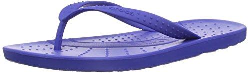 Crocs ChawaiiFlip, Damen Zehentrenner Sandalen, Blau (Cerulean Blue 4O5), 43/44 EU