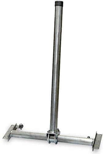 SKT QSH05 Dachsparrenhalter 90 cm Mast Stahl feuerverzinkt