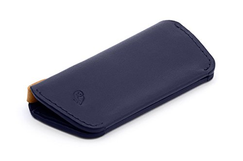 Bellroy Leder Geldbörse Key Cover Plus, Farbe: Navy