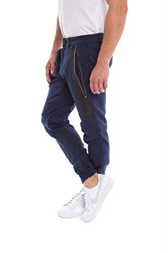 GAS Herren Jeanshose Blau