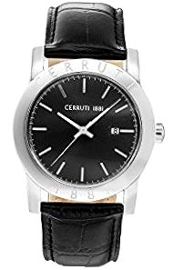 Cerruti 1881 CRA160SN02BK men's quartz wristwatch