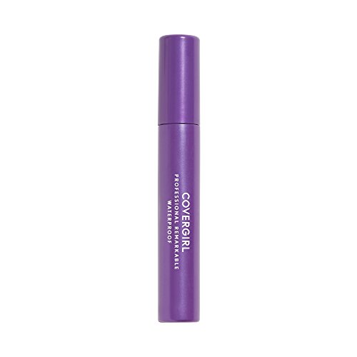 Cover Girl Brown Waterproof Mascara (CoverGirl Professional Remarkable Waterproof Mascara, Black Brown/210, 0.02 Pound by COVERGIRL)