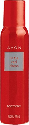 Avon Little Red Dress Body Spray, 150ml