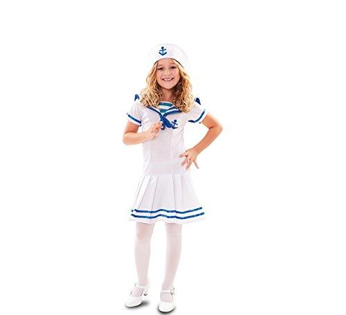 Fyasa 706157-t01Sailor Girl Kostüm, Mittel