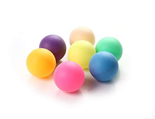Ping Pong Mesa Ping Pong Pelotas 40 mm Colores Mezclados