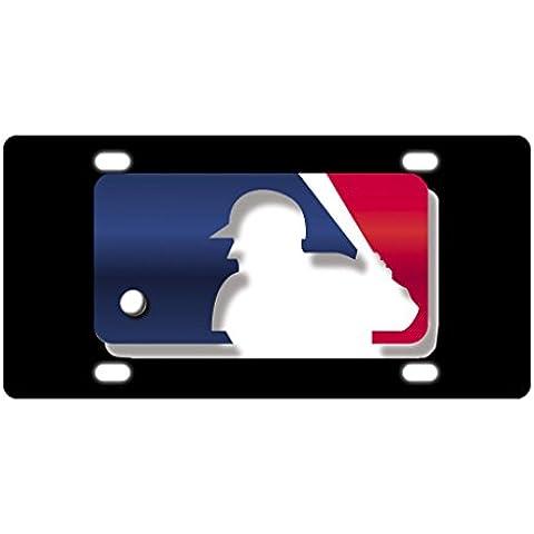 Oksana custom license plate Major League Baseball personalized car tag car plate