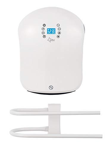 SUNTEC 15236 Heat Stream Spa 2000 - Radiatore a LED per bagno, colore: Bianco
