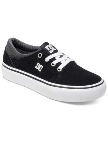 DC Shoes Trase SD, Chaussures Premiers Pas Garçon