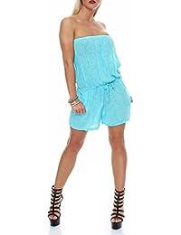 malito more than fashion -pantalones de peto Mujer