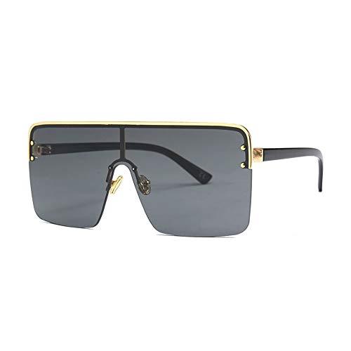 Thirteen Sonnenbrille-weiblicher Großer Rahmen-Anti-UVfahrspiegel, Verwendbar Für Dekoration, Einkaufen, Reise, Verwendbar Für Eine Vielzahl Von Gesichtstypen. (Color : A)
