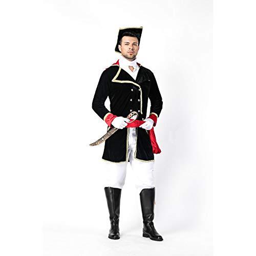 YRE Piraten-Kostüm, männliche Ritter spielt Cosplay-Anzug, Royal Parade der Ehrenwache, ()