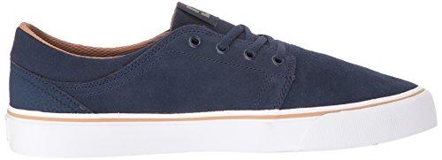 DC Shoes Trase SD, Herren Sneakers Navy/Camel