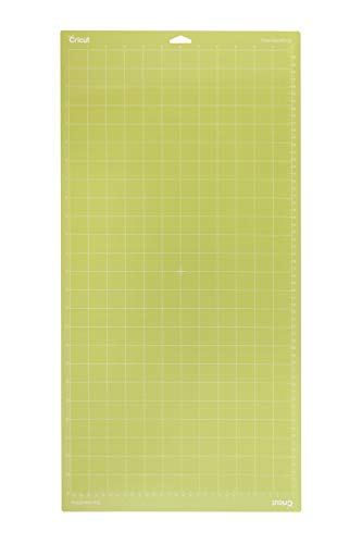 Unbekannt Cricut StandardGrip Cutting Mat for Crafting, 6 by Inch (2001972) Tapis découpe Grip Standard, adhésif, vert, 6x 12cm, Lot de 2, Eisen, Multicolour, one Size -