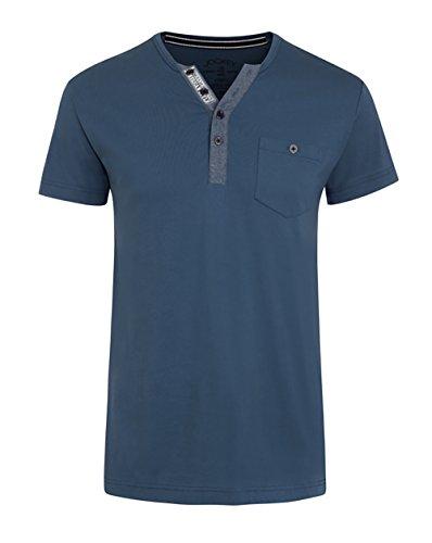 jockey-haut-de-pyjama-uni-homme-taille-unique-bleu-large