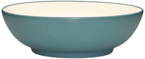 Noritake Colorwave Pasta Serving Bowl, Turquoise by
