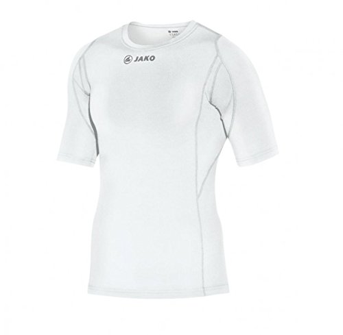 Jako T-Shirt de compression Blanc - Blanc