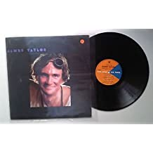 """James Taylor """"Dad loves his work"""" LP CBS 86131 Italy 1981 +"""